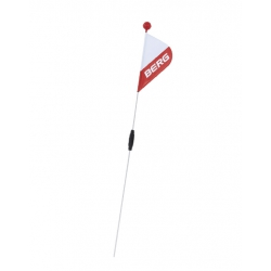 BERG Flaga S/M Bezpieczeństwa dla Gokartów Buzzy Reppy