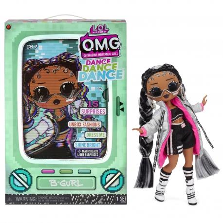LOL Surprise OMG Dance Doll Lalka B-Gurl