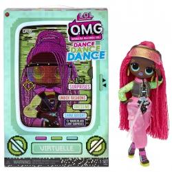 LOL Surprise OMG Dance Doll Lalka Virtuelle