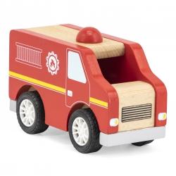 VIGA Drewniany Wóz Straży Pożarnej