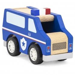 VIGA Drewniane Auto Policja