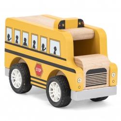 VIGA Drewniany Autobus