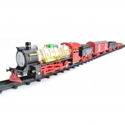 WOOPIE Pociąg Classical Train + 29 Akcesoriów