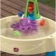 STEP2 Stolik do Zabawy Wodą Piaskiem Młynek Wodny + 10 Elementów