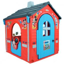 Injusa Domek Ogrodowy Mickey Mouse dla dzieci Disney