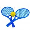 WOOPIE Rakietki Fun Tennis Paletki Dla Dzieci Zestaw Niebieski