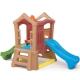 STEP2 Centrum Aktywności Plac Zabaw ze Zjeżdżalnią i Wspinaczką dla Dzieci