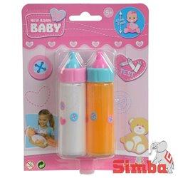 SIMBA Magiczna Butelka New Baby Born Pokarm Dla Lalki
