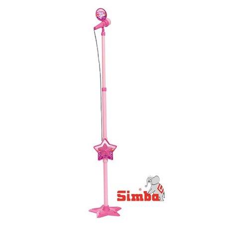 Simba Mikrofon ze statywem