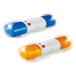 Rolly Toys Sygnalizacja świetlna niebieska i pomarańczowa kogut