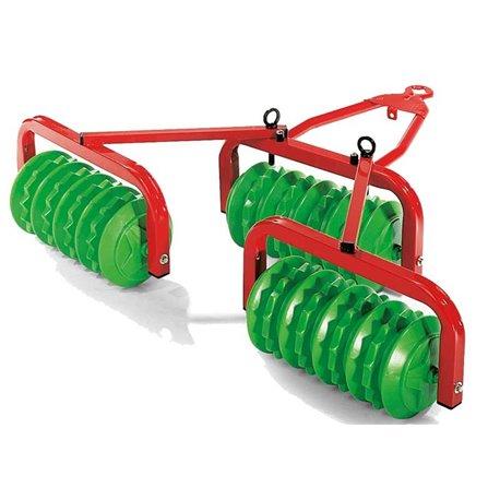 Rolly Toys Brona talerzowa Walec Cambrigde zabawki rolnicze