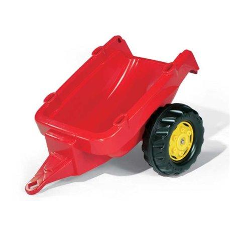 Rolly Toys Przyczepa KID Czerwona