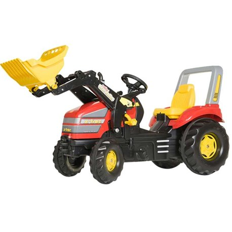 Rolly Toys Wielki Traktor X - track z łyżką 3-10 lat
