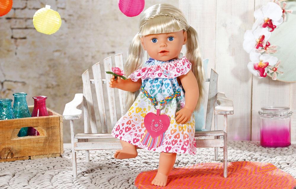Sukienka Baby Born