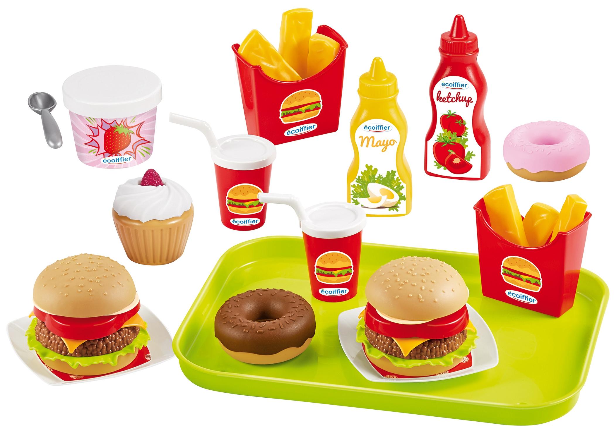 Zestaw Fast food